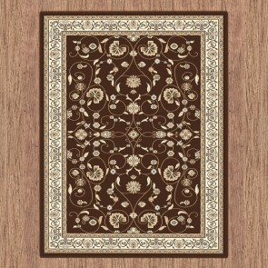 Apollo Anima Brown Rug by Saray Rugs