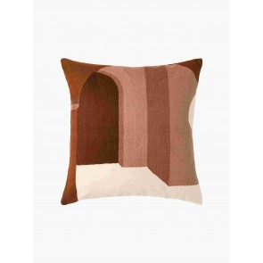 Archway Cushion by Linen and Moore