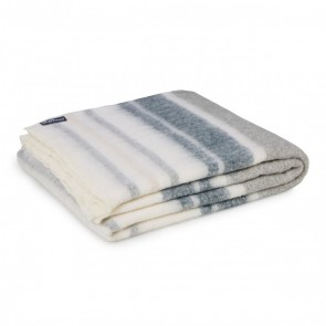 St Albans Alpaca Arctic Throw Rug