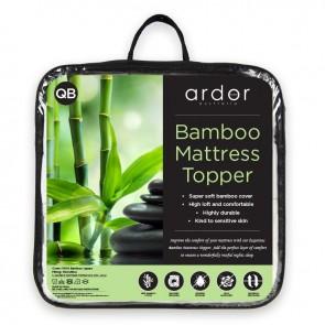 Ardor Bamboo Mattress Topper