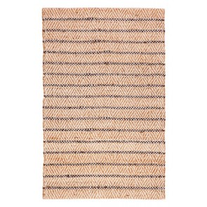 Fab Habitat Aster Cotton And Jute Rugs