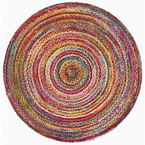 Atrium Chindi Multi by Rug Culture