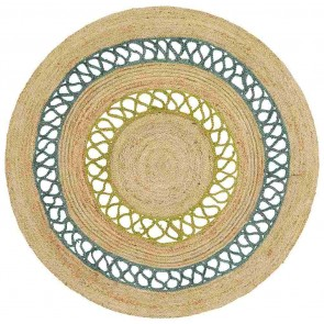 Atrium Lilo Turquoise By Rug Culture