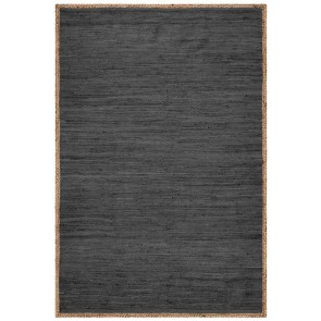 Atrium Play Charcoal By Rug Culture