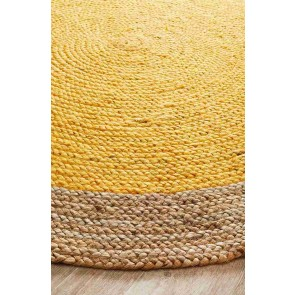 Atrium Polo Yellow By Rug Culture