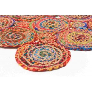 Atrium Pop Multi By Rug Culture