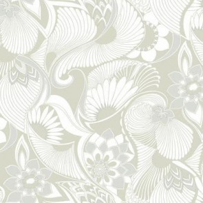 Aubrey American Edit Wallpaper by Florence Broadhurst (4 colourways)