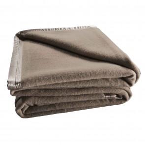 Australian Wool Blanket 480gsm Mocca