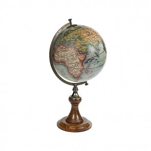 Vaugondy 1745 Globe with Stand by AM Living