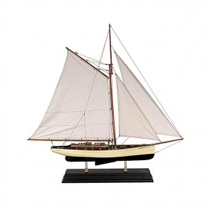 1930s Model Large Yacht by AM Living