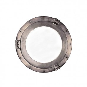 Cabin Porthole Mirror Medium by AM Living