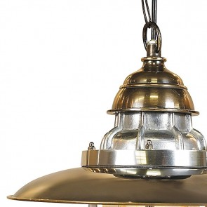 Steamer Deck Pendant Light by AM Living