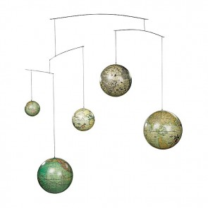 Model Globe Mobile by AM Living