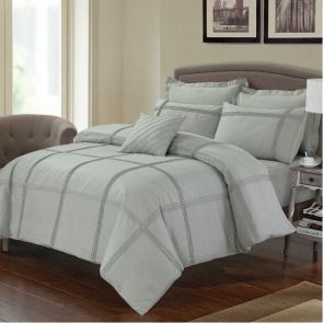 Avoca Quilt Cover Set by Anfora