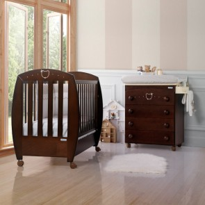 Cute Co Valeria Baby Cot