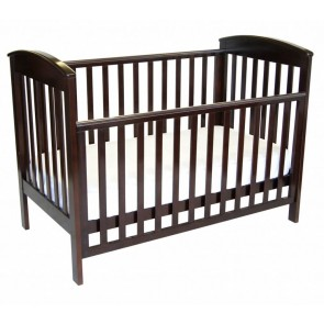 Babyhood Classic Curve 4 In 1 Cot