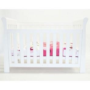 Babyhood Sandton Sleigh 4 In 1 Cot