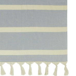 Bambury Bremer Beach Towel Blue