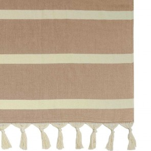 Bambury Bremer Beach Towel Cayenne