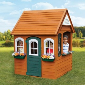 Kidkraft Bancroft Wooden Outdoor Play House