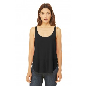 Bella+canvas Women's Flowy Side-Slit Tank