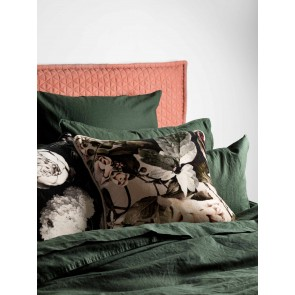 Flora Cushion by Linen and Moore