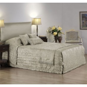Bianca Aberdeen Silver Bedspread