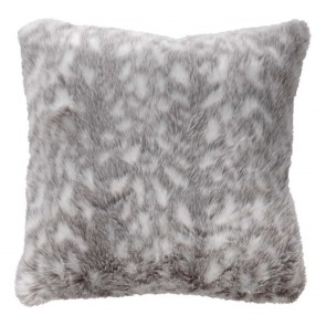 Bianca Denver Fur Square Cushion