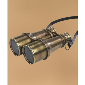 Victorian Binoculars in Bronze by AM Living