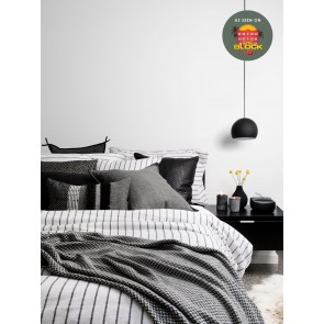 Loft Quilt Cover Set Super King