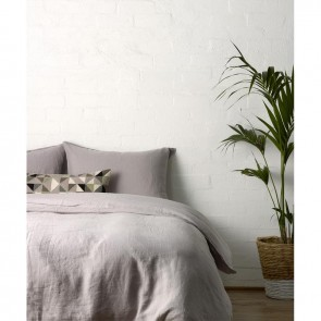 Linen and Moore Mondo Quilt Cover Set