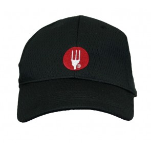 Black Chef Works Baseball Cap