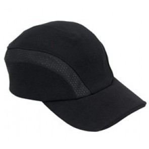 Black Cool Vent Sides Baseball Cap