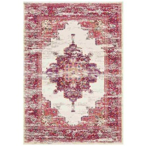 Babylon 211 Pink By Rug Culture