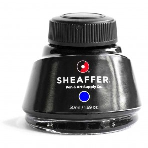 Sheaffer Blue Skrip Fountain Pen Ink Bottle 50ml