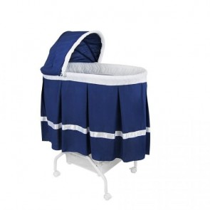 Babyhood Breathe Eze Classic Bassinet