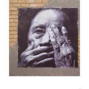 Brikcon Street Art Poster, Woman