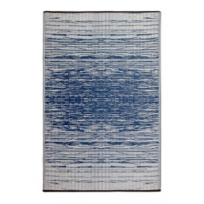 Fab Habitat Rugs Brooklyn Blue Rug