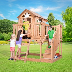 Lifespan Kids Backyard Discovery Scenic Heights Cubby House