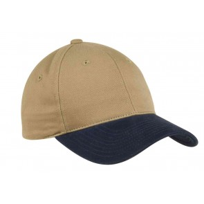 Port Authority Two-Tone Brushed Twill Cap