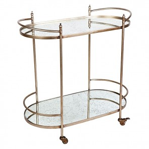 Cafe Lighting Chase Drinks Trolley