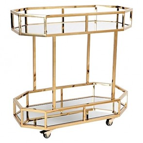 Cafe Lighting Brooklyn Drinks  Trolley Gold