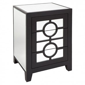 Cafe Lighting Stockton Bedside Table