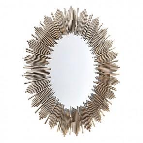 Cafe Lighting Franklin Wall Mirror