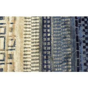 Calypso 6102 Blue By Rug Culture