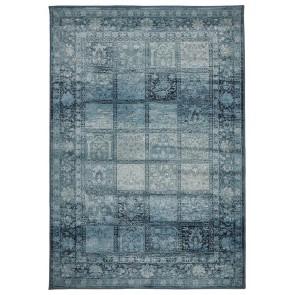 Calypso 6106 Blue By Rug Culture