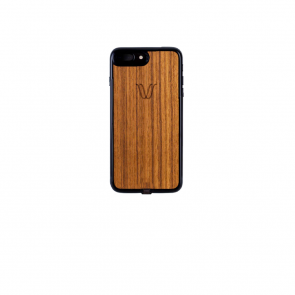 Woodie Wireless iPhone 6 Cover Teak