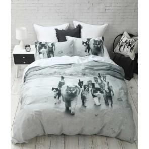 MM Linen Catmob Quilt Cover Set