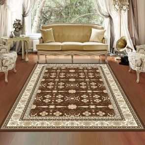 Virtue Brown Charisma Rug by Saray Rugs