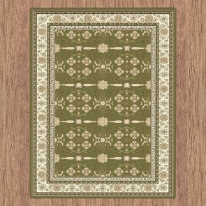 Virtue Green Charisma Rug by Saray Rugs